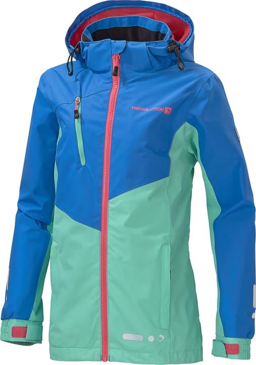 Veste de trekking pour fille Trevolution 464520615240 Couleur bleu Taille 152 Photo no. 1