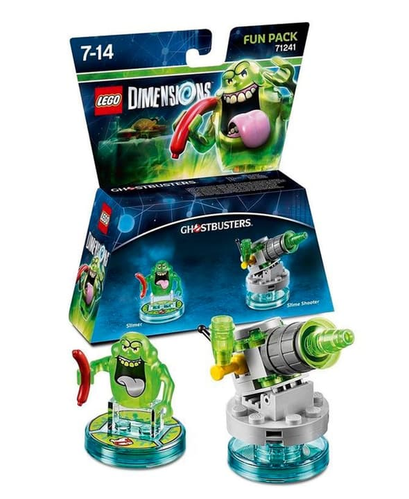 "LEGO Dimensions Fun Pack ""Ghostbusters"" 785300120652"