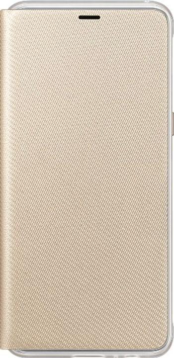 Neon Flip Cover A8 2018 gold Samsung 785300132014 N. figura 1