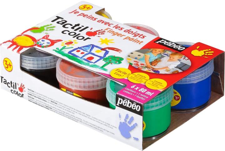 Pébéo Tactil Color Tempera per le dita Pebeo 663512500000 N. figura 1