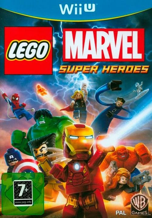 Wii - Lego Marvel Super Heroes D Box 785300144880 Photo no. 1