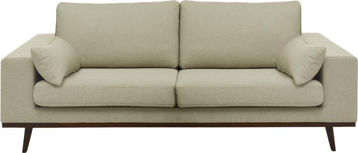 MORITZ 2.5er-Sofa 405741000000 Farbe Hellgruen Grösse B: 218.0 cm x T: 90.0 cm x H: 81.0 cm Bild Nr. 1