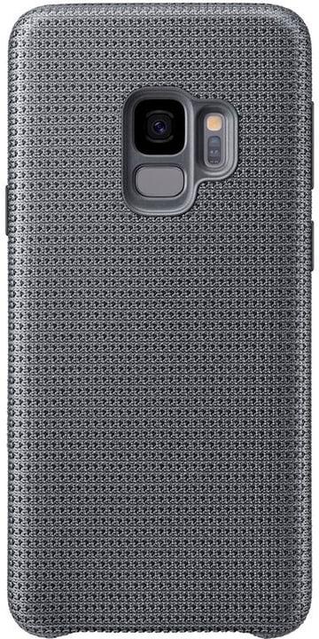 EF-GG960F HyperKnit Cover gris Mobiltelefon Zubehör Samsung 785300133628 Photo no. 1