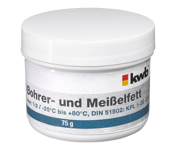 SDS Bohrer- und Meisselfett kwb 616218300000 Bild Nr. 1
