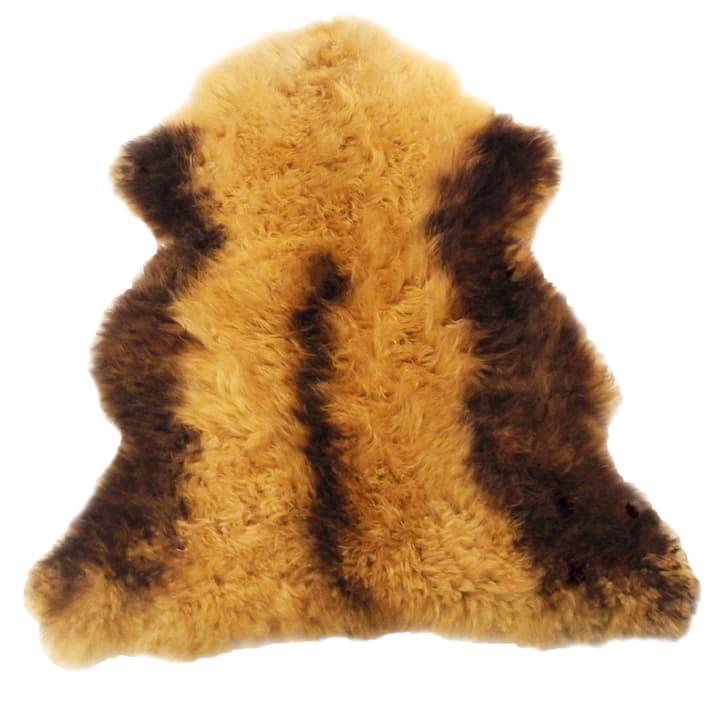 Peau d'agneau, couleur chameau, 105x65cm Garniture de sièges 621314200000 Photo no. 1