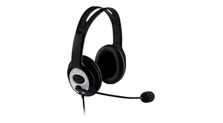LifeChat LX-3000 PC Headset Microsoft 795808200000 N. figura 1