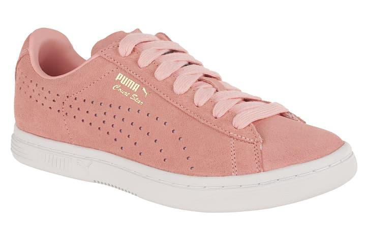 Court Star SD Chaussures de loisirs pour femme Puma 461676736038 Couleur rose Taille 36 Photo no. 1