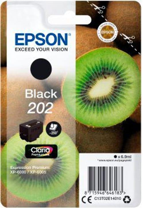 202 Tintenpatrone schwarz Epson 798541900000 Bild Nr. 1