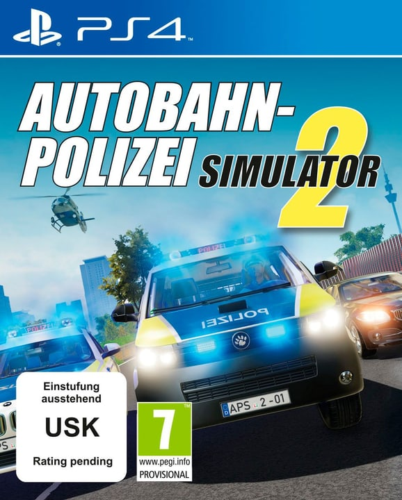 PS4 - Autobahn-Polizei Simulator 2 Box 785300147899 Photo no. 1