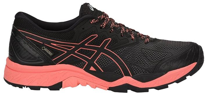 Gel Fuji Trabuco 6 GTX Chaussures de course pour femme Asics 463211838038 Couleur rose Taille 38 Photo no. 1