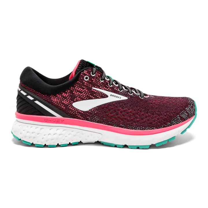 Ghost 11 Scarpa da donna running Brooks 463237341029 Colore magenta Taglie 41 N. figura 1