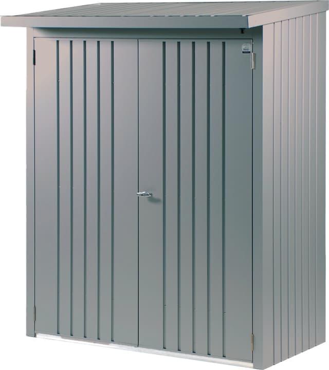 Set porta per scaffale per la legna Wood Stock 150 Biohort 647244200000 Colore Grigio Quartz-Metallico N. figura 1