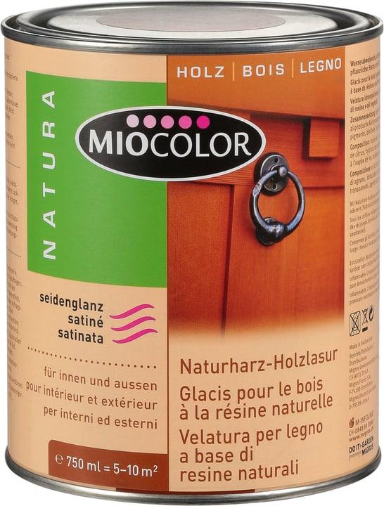 Glacis pour bois Aqua Miocolor 661116300000 Couleur Noyer Contenu 750.0 ml Photo no. 1