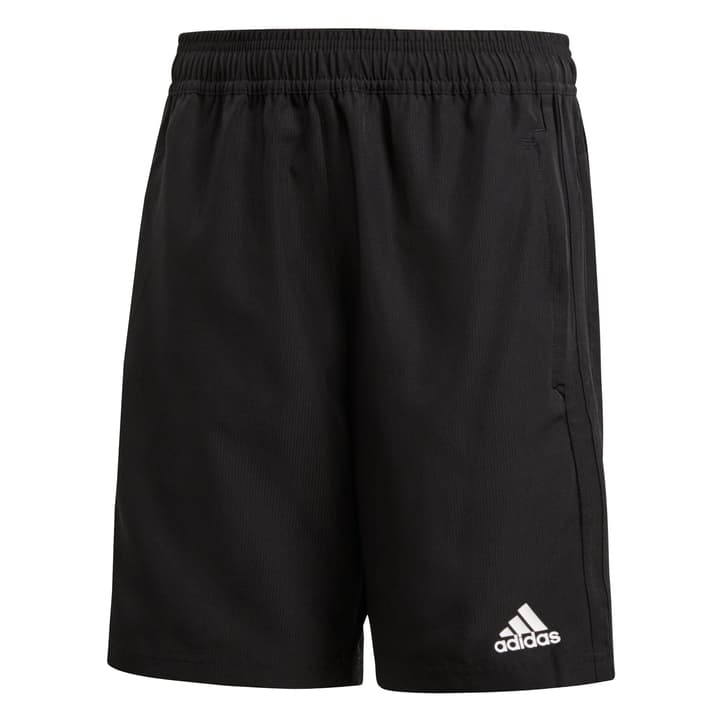 Tiro17 Woven Short Youth Short de football pour enfant Adidas 464530115220 Couleur noir Taille 152 Photo no. 1