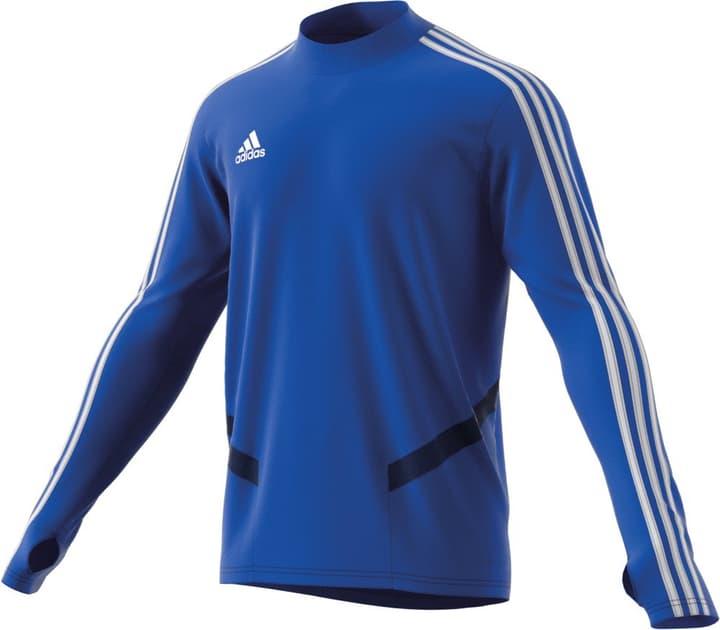 Tiro 19 Training Top Herren-Fussball-Pullover Adidas 498286600440 Farbe blau Grösse M Bild-Nr. 1