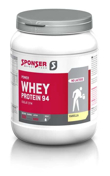 Whey Potein 94 Petit-lait en poudre 850 g Sponser 491956900000 Photo no. 1