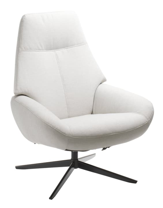 ARNOLD Sessel 402453907012 Grösse B: 78.0 cm x T: 89.0 cm x H: 97.0 cm Farbe Creme Bild Nr. 1