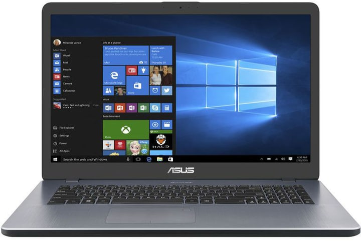 VivoBook X705UA-BX162T Notebook Asus 785300130225 N. figura 1