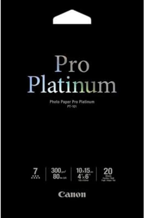 Pro Platinum Photo Paper 10x15cm PT-101 Canon 798533400000 Photo no. 1