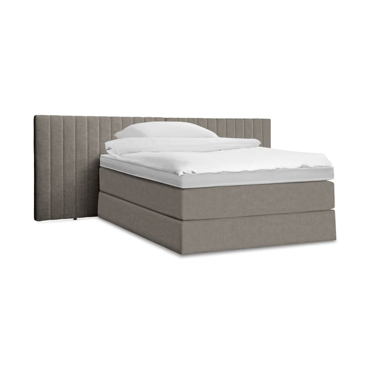 GRACE Lit Boxspring 364289400000 Dimensions L: 200.0 cm x P: 160.0 cm Couleur Fange Photo no. 1