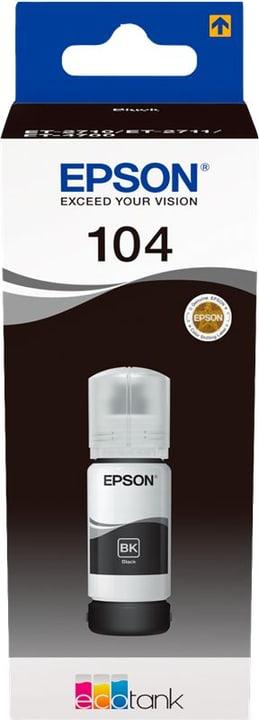 104 nero Serbatoio di inchiostro Epson 798562400000 N. figura 1