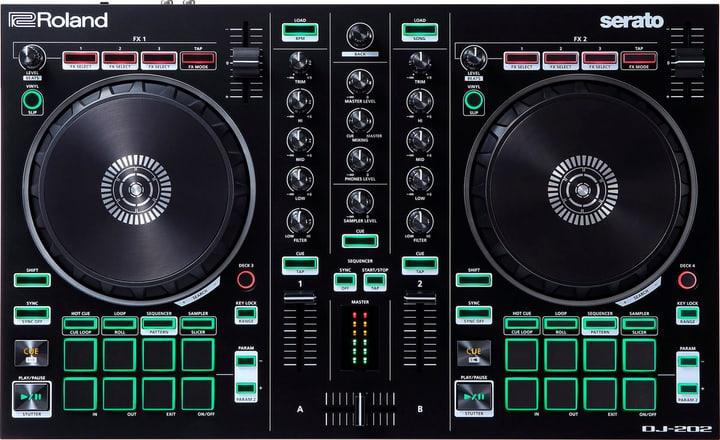 DJ-202 DJ Controller Roland 785300150551 Photo no. 1