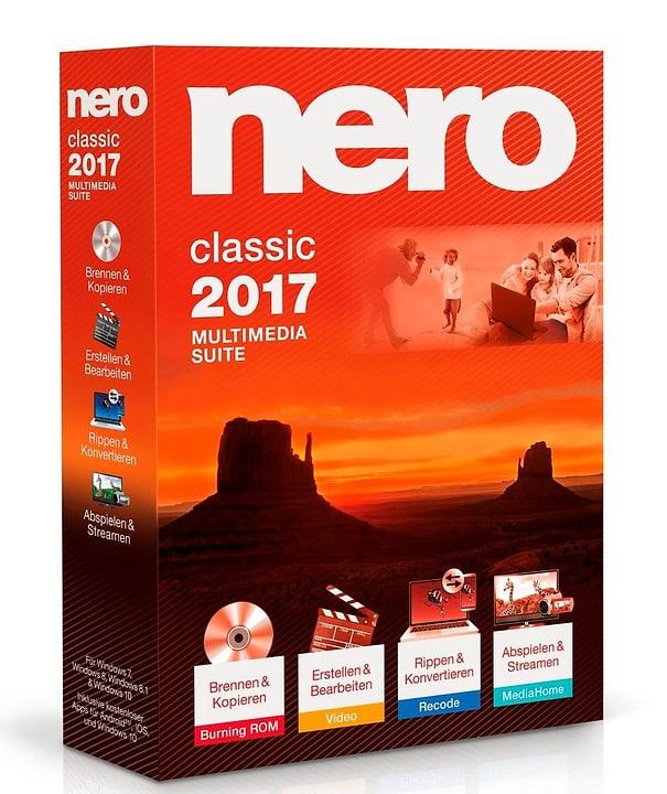PC - Nero 2017 Classic PC Fisico (Box) Nero 785300121389 N. figura 1