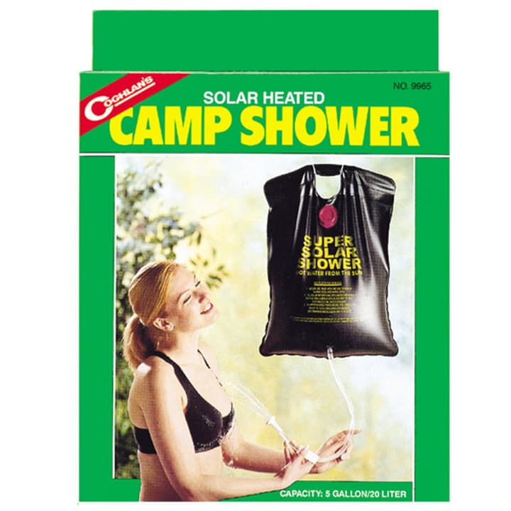 Camping Dusche Solardusche 18.9 L Coghlans 491261700000 Bild-Nr. 1