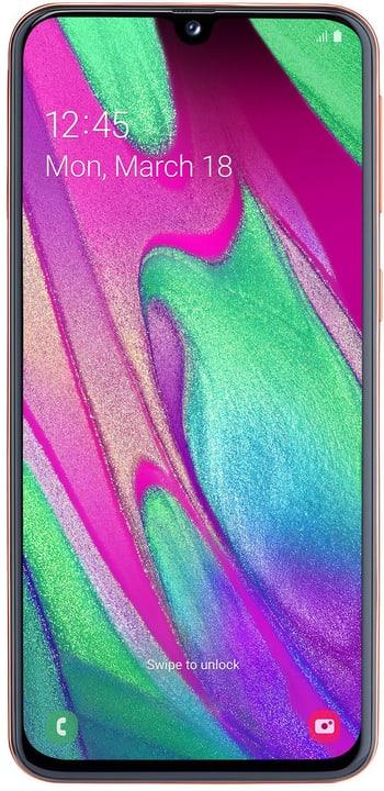 Galaxy A40 Coral Smartphone Samsung 785300143958 N. figura 1