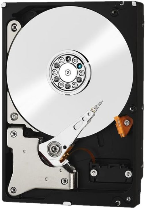 Red NAS 4TB 3.5'' Retail-Kit Disque Dur Interne HDD Western Digital 798240200000 Photo no. 1