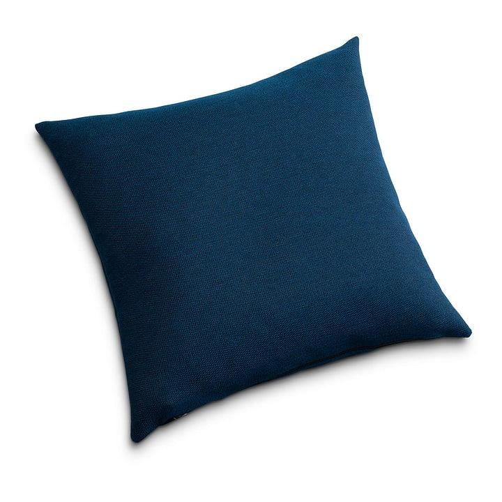 POLARIS Coussin décoratif 378095500000 Dimensions L: 60.0 cm x H: 60.0 cm Couleur Bleu Photo no. 1