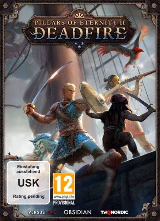PC - Pillars of Eternity II: Deadfire (D) Physisch (Box) 785300132666 Bild Nr. 1