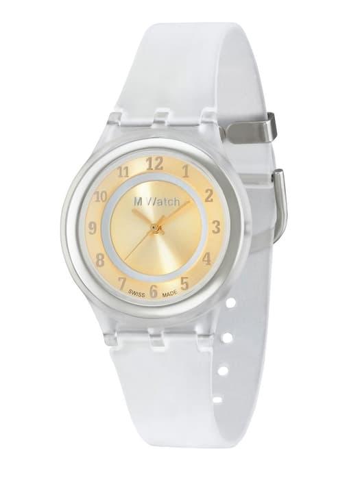 SLIM gold/transparent Montre M Watch 760718900000 Photo no. 1