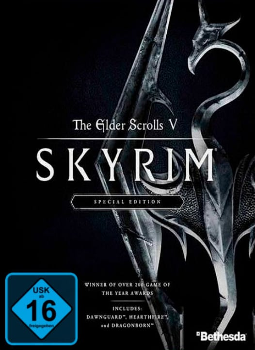PC - The Elder Scrolls V: Skyrim Special Edition Download (ESD) 785300133788 N. figura 1