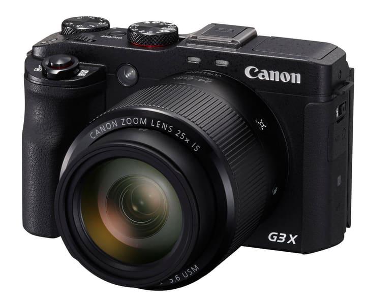 Powershot 3G X App.foto digitale Canon 793419400000 N. figura 1
