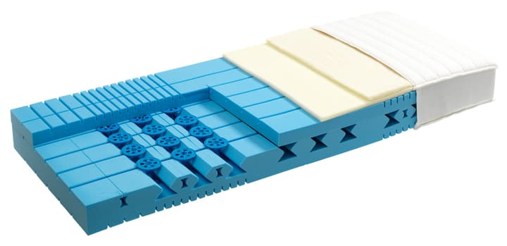 PREMIOTOP S IV firm Matratze bico 403324180010 Breite 80.0 cm Länge 200.0 cm Bild Nr. 1