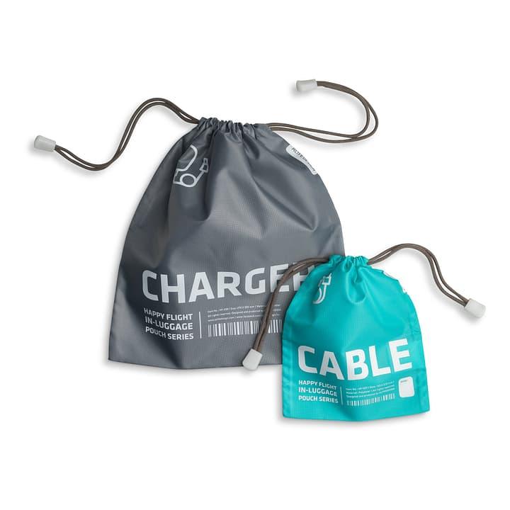 IN-LUGGAGE Tasche für Kabel & Ladegerät 386302900000 Bild Nr. 1