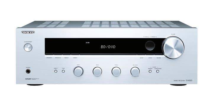 TX-8020 Ampli-tuner stéréo argent Onkyo 785300127193 Photo no. 1