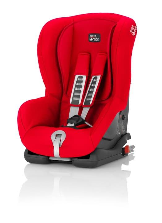 Duo Plus Fire Red Kindersitz Römer 62156140000019 Bild Nr. 1