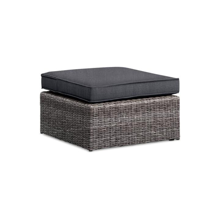 COLL Loungehocker- Tisch 368067500020 Grösse B: 69.0 cm x T: 69.0 cm x H: 32.0 cm Farbe Anthrazit Bild Nr. 1