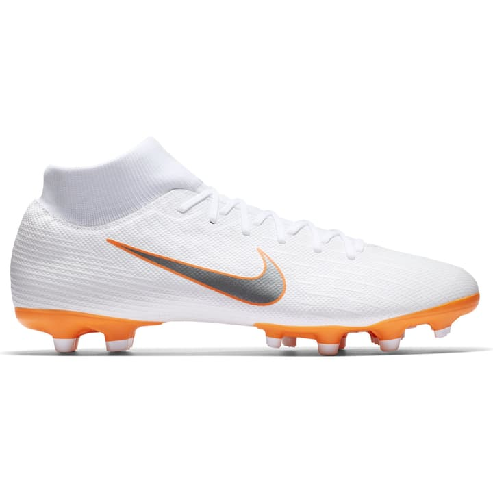 Superfly 6 Academy MG Chaussures de football pour homme Nike 493120740010 Couleur blanc Taille 40 Photo no. 1