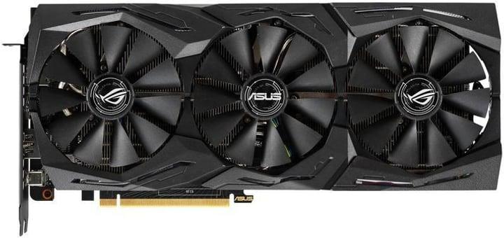 GeForce RTX 2060 SUPER ROG STRIX A8G Grafikkarte Asus 785300146131 Bild Nr. 1