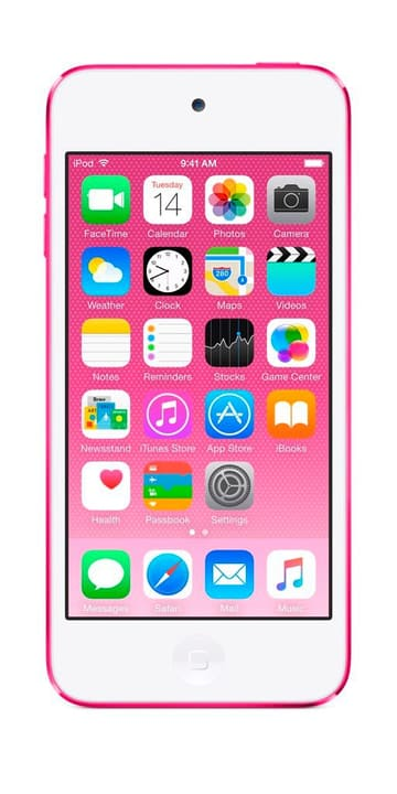 iPod touch 32GB - Rose Mediaplayer Apple 773561300000 Photo no. 1