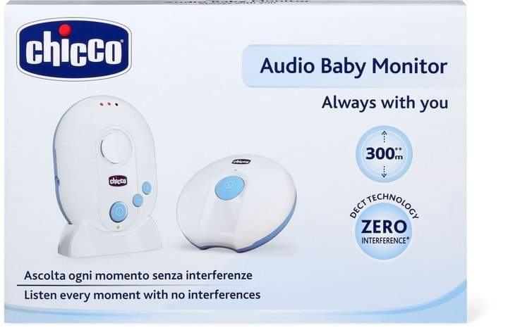 CHICCO AUDIO BABY MONITOR Chicco 74730710000015 Bild Nr. 1