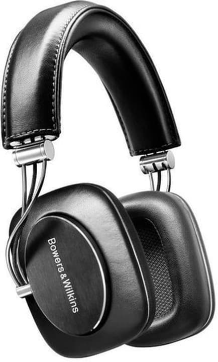 P7 Wireless Bluetooth Cuffio nero Bowers & Wilkins 772777300000 N. figura 1