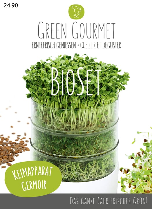 Bioset Keimapparat Graines germées Do it + Garden 286920900000 Photo no. 1