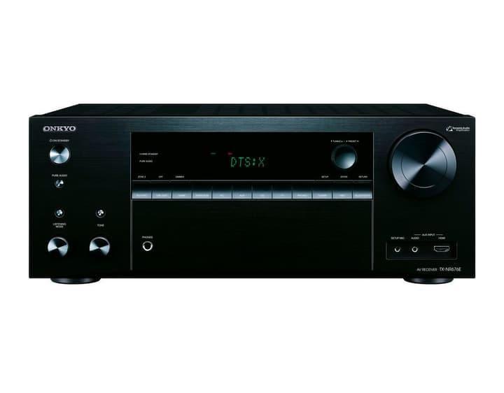 TX-NR676E, 7.2 AV-Network-Recei, noir Onkyo 785300129953 Photo no. 1
