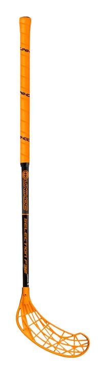 Selection F32 inkl. Ace Blade Bastone junior 87 cm Unihoc 492134015034 Lunghezza a destra Colore arancio N. figura 1