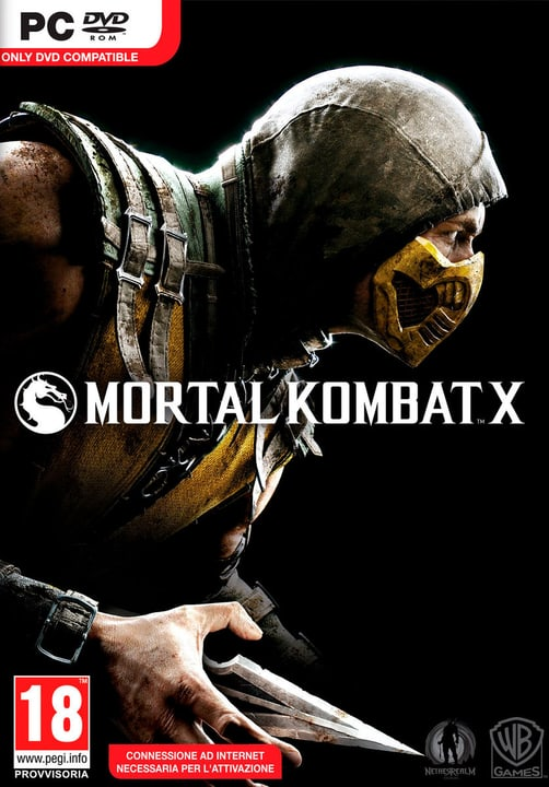 PC - Mortal Kombat X Download (ESD) 785300133679 Photo no. 1
