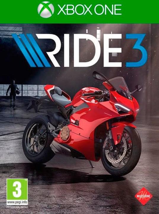 Xbox One - Ride 3 Box 785300139209 Photo no. 1